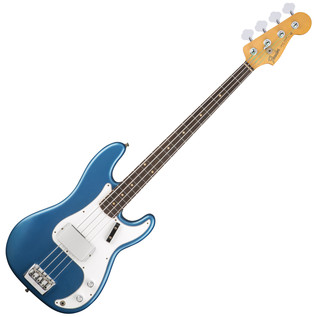 Fender Custom Shop Journeyman Relic Postmodern Bass, Lake Placid Blue