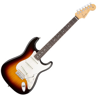 Fender Custom Shop American Custom Stratocaster RW, 3-Colour Sunburst