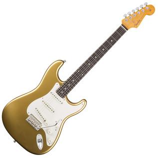 Fender Custom Shop American Custom Stratocaster RW, HLE Gold