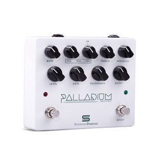 Seymour Duncan Palladium Gain Stage Overdrive, White