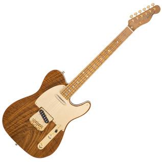 Fender Custom Shop Artisan Telecaster, Claro Walnut