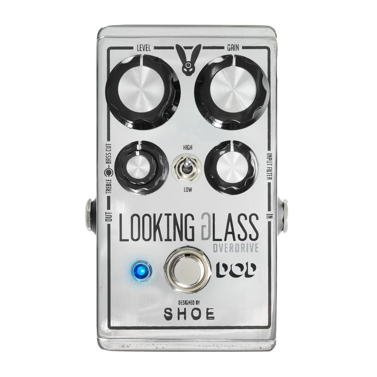 Image of Digitech DOD Looking Glass Overdrive Pedal
