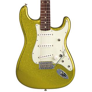 Fender Custom Shop Dick Dale Signature Stratocaster, Chartreuse