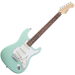 Fender Custom Shop Jeff Beck Signature Stratocaster, Surf Green