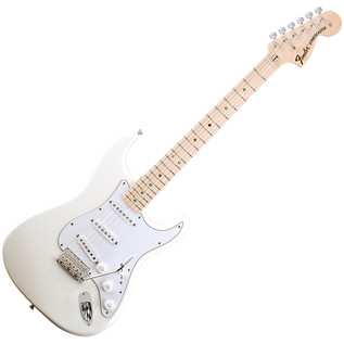 Fender Custom Shop Robin Trower Signature Stratocaster, Arctic White