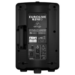 Behringer B210D Eurolive Active PA Bundle