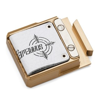 Snareweight #4 Snare Dampening System, Brass