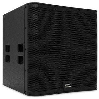 QSC E18SW Passive PA Subwoofer - Front Right
