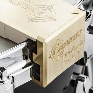 Snareweight Pro Lock, Brass