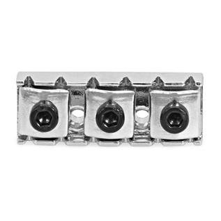 Floyd Rose Style Locking Nut, Chrome, 43mmx15.3mm