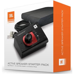 JBL Active Speaker Starter Set - Front