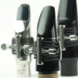 Silverstein Prelude Bass Clarinet Ligature (Mouthpieces Not Included)