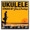 Dunlop Ukulele sopran Pro-4 String sæt