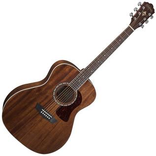 Washburn HG12S Grand Auditorium Acoustic Guitar, Natural