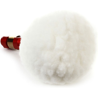 Ahead Switch Kick Vintage Bomber Kick, White Fleece Red Shaft Beater - View 2