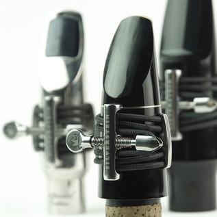 Silverstein Prelude Medium Alto Saxophone Ligature - Range
