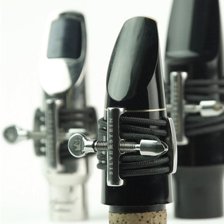 Silverstein Prelude Medium Saxophone Ligature for Metal Mouthpieces - Range