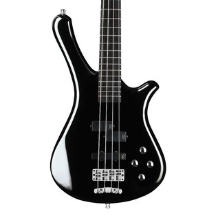 Warwick Rockbass Fortress 4-String Bass, Black