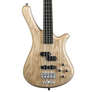 Warwick Rockbass Fortress 4 String Bass, Natural