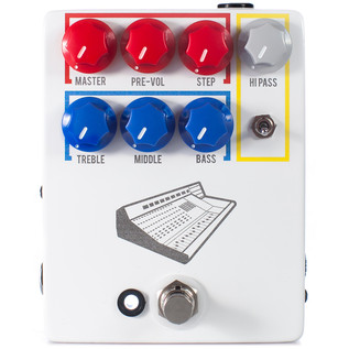 JHS Pedals Colour Box Studio Grade Preamp