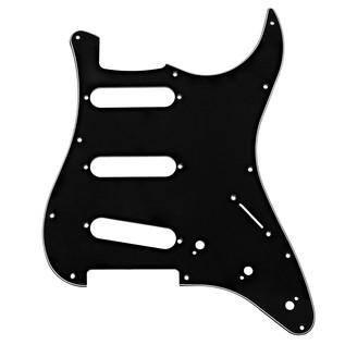 11-Hole SSS Scratchplate, Black