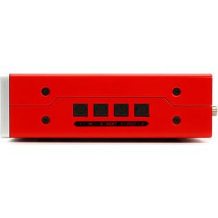 Antelope Audio Zen Studio Portable USB Audio Interface - Side