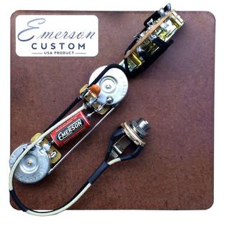 Emerson Custom 4-Way