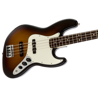 Fender Standard Jazz Bass RW, Brown Sunburst