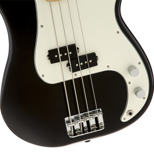 Fender Standard Precision Bass MN, Black