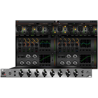Antelope Audio MP8d 8-Channel Mic Preamp and A/D - Main View
