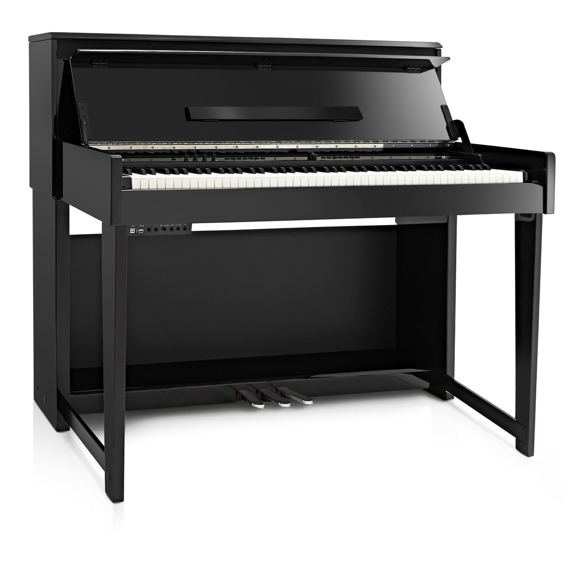 dp 90u upright digital piano by gear4music at. Black Bedroom Furniture Sets. Home Design Ideas