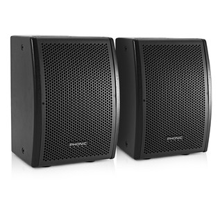 Phonic iSK 8A Deluxe Active Loudspeaker, Pair