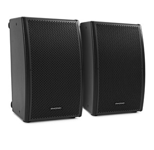 Phonic iSK 10A Deluxe Active Loudspeaker, Pair