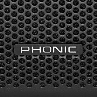 Phonic iSK 215A Deluxe Dual Active Loudspeaker