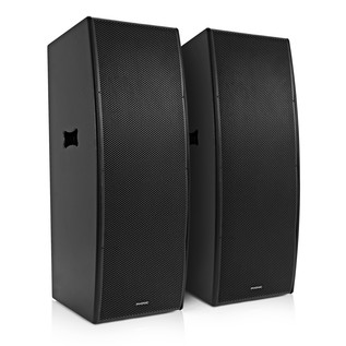 Phonic iSK 215A Deluxe Dual Active Loudspeaker, Pair