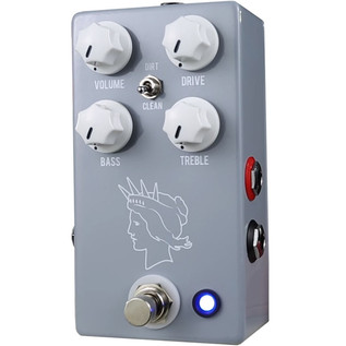 JHS Pedals Twin Twelve V2 Channel Drive - Angled