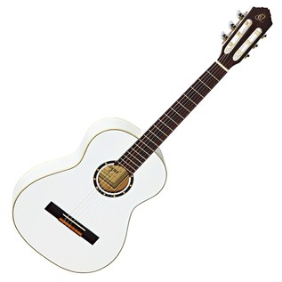 Ortega R121-3/4 Classical Guitar, White