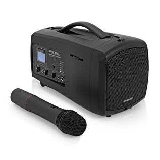 Phonic Safari 1000M Portable PA System With USB Playback