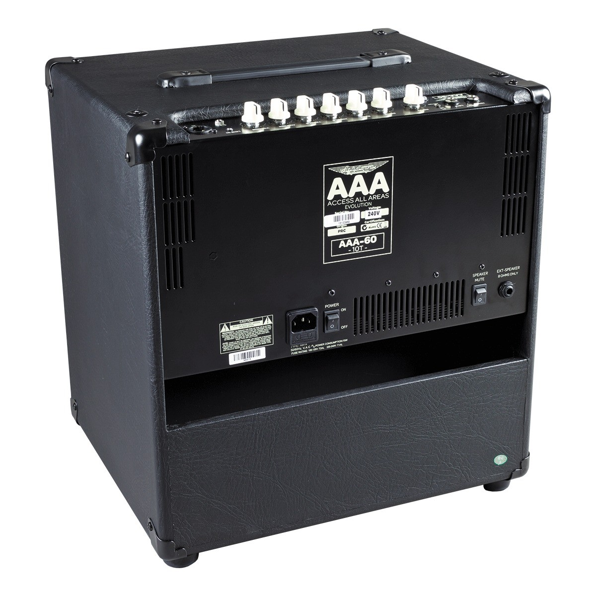 ashdown aaa 60 evo 10t lightweight 60w 1 x 10 bass amp combo at. Black Bedroom Furniture Sets. Home Design Ideas