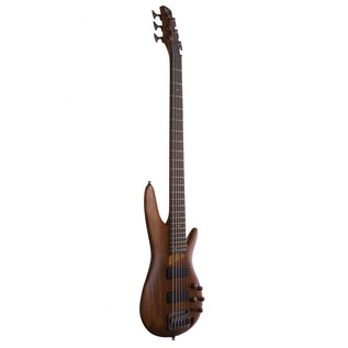 Ibanez SR506 Bass Guitar, Brown Mahogany
