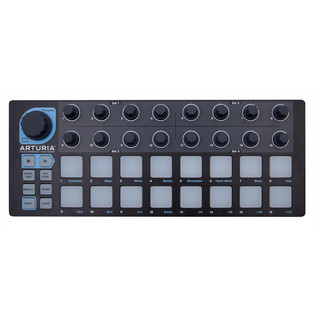 Arturia BeatStep Sequencer, Black Edition