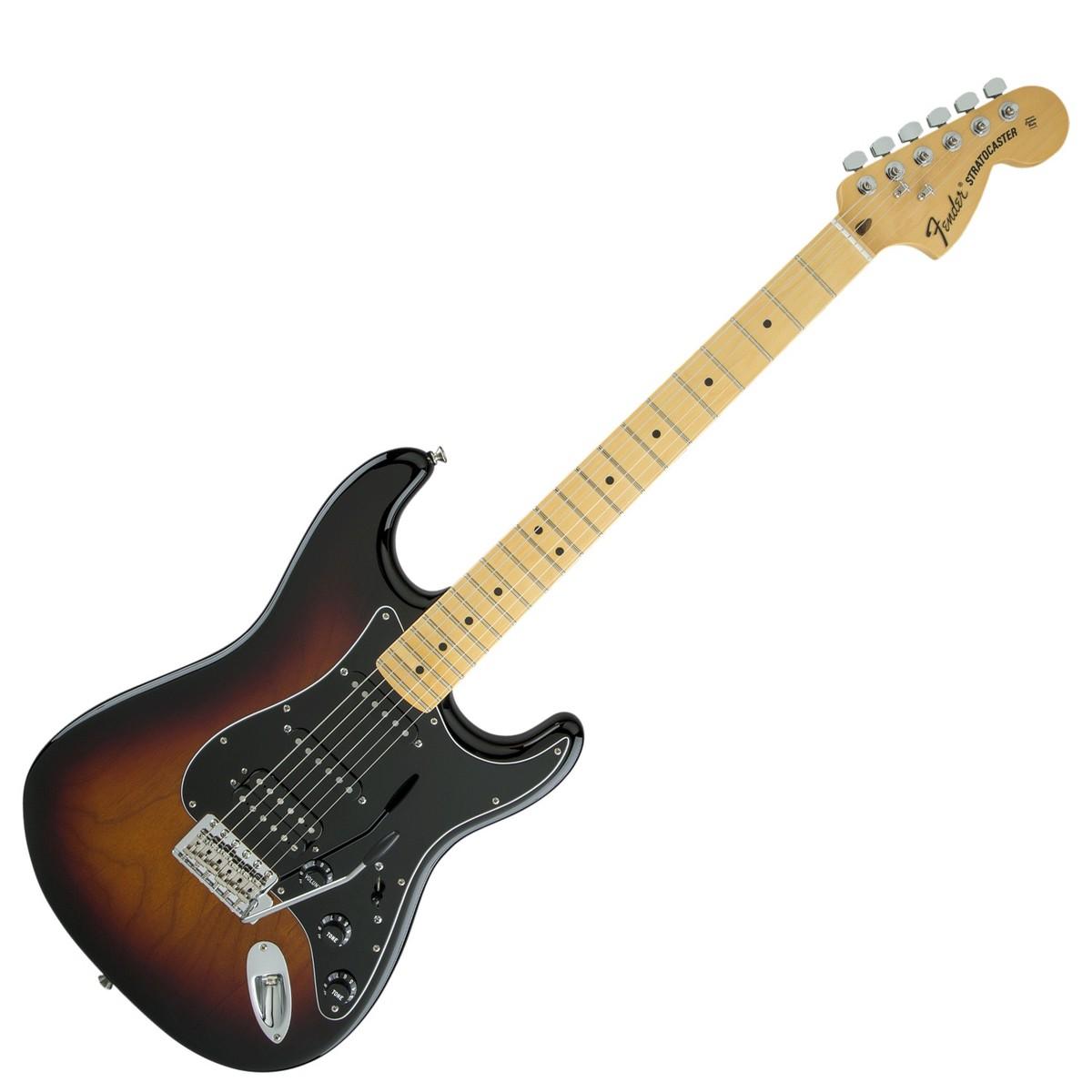 American Special Stratocaster : fender american special hss stratocaster mn 3 tone sunburst at ~ Hamham.info Haus und Dekorationen