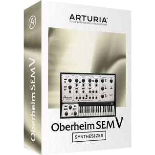 Oberheim SEM V