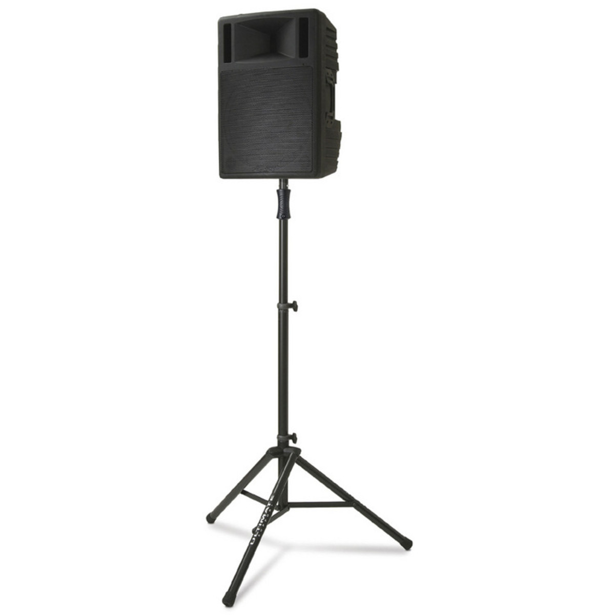 ultimate support ts100b hydraulic tripod speaker stand nearly new at. Black Bedroom Furniture Sets. Home Design Ideas