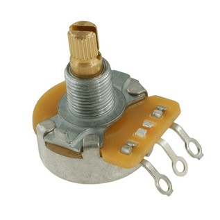 CTS EP-0085-000 250K Log. Split Shaft Potentiometer