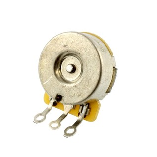 CTS EP-4385-000 250K Log. Split Shaft Potentiometer