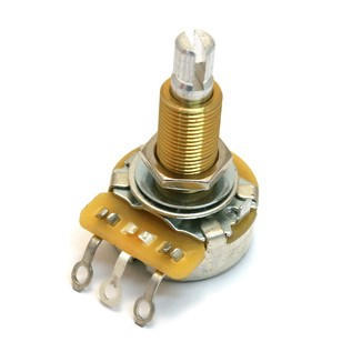 CTS EP-0686-000 500K Log. Long Split Shaft Potentiometer