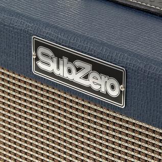 Silvertone 1449 Electric Guitar + SubZero Tube-5 Pack, Red Sparkle
