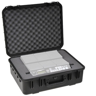 iSeries Injection Moulded Waterproof Case for Yamaha MultiPad 12 - Angled