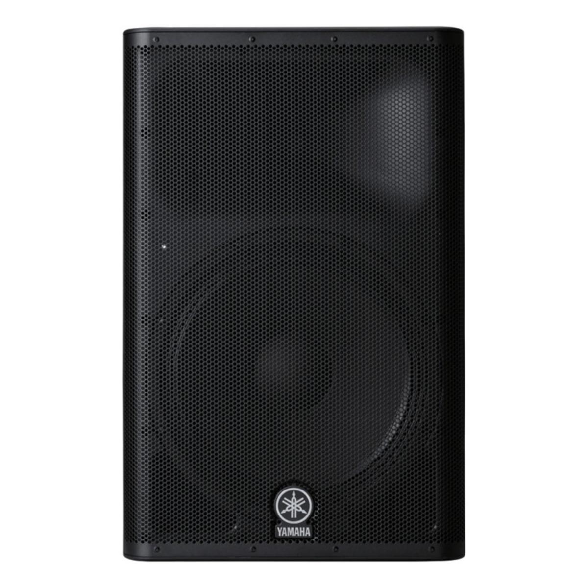Yamaha dxr15 15 2 way active loudspeaker nearly new at for Yamaha dj speaker
